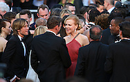"Cannes,24.05.2012: NICOLE KIDMAN WITH HUSBAND KEITH URBAN.looking at out of place at ""The Paperboy""  premiere, 65th Cannes International Film Festival..Mandatory Credit Photos: ©Traverso-Photofile/NEWSPIX INTERNATIONAL..**ALL FEES PAYABLE TO: ""NEWSPIX INTERNATIONAL""**..PHOTO CREDIT MANDATORY!!: NEWSPIX INTERNATIONAL(Failure to credit will incur a surcharge of 100% of reproduction fees)..IMMEDIATE CONFIRMATION OF USAGE REQUIRED:.Newspix International, 31 Chinnery Hill, Bishop's Stortford, ENGLAND CM23 3PS.Tel:+441279 324672  ; Fax: +441279656877.Mobile:  0777568 1153.e-mail: info@newspixinternational.co.uk"