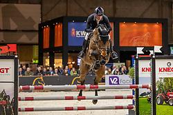 Lips Bart, NED, Kaiden<br /> KWPN hengstenkeuring - 's Hertogenbosch 2020<br /> © Hippo Foto - Dirk Caremans<br /> 30/01/2020