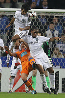 20091125: PORTO, PORTUGAL - FC Porto vs Chelsea: Champions League 2009/2010 Ð Group Stage. In picture: Malouda and Drogba . PHOTO: Ricardo Estudante/CITYFILES