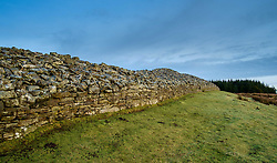 The Grey Cairns of Camster are two large Neolithic chambered cairns located about 8.5 miles (13.7 km) south of Watten and 5 miles (8.0 km) north of Lybster in Caithness, Highlands of Scotland<br /> <br /> (c) Andrew Wilson   Edinburgh Elite media