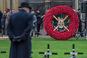 Royal Visit Remembrance Garden Westminster Abbey