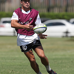 Johan Deysel during The Cell C Sharks High CNS Rugby / Skills / Field Conditioning KP2, session at Growthpoint Kings Park in Durban, South Africa. December 9th December 2016 (Photo by Steve Haag)<br /> <br /> images for social media must have consent from Steve Haag