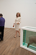 LADY WOLFSON, Damien Hirst, Tate Modern: dinner. 2 April 2012.