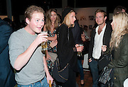 GUY PELLY; SUSANAH WARREN, The launch of the Peroni Nastro Azzurro Accademia del Film Wrap Party Tour. Brick Lane. 25 August 2010. -DO NOT ARCHIVE-© Copyright Photograph by Dafydd Jones. 248 Clapham Rd. London SW9 0PZ. Tel 0207 820 0771. www.dafjones.com.