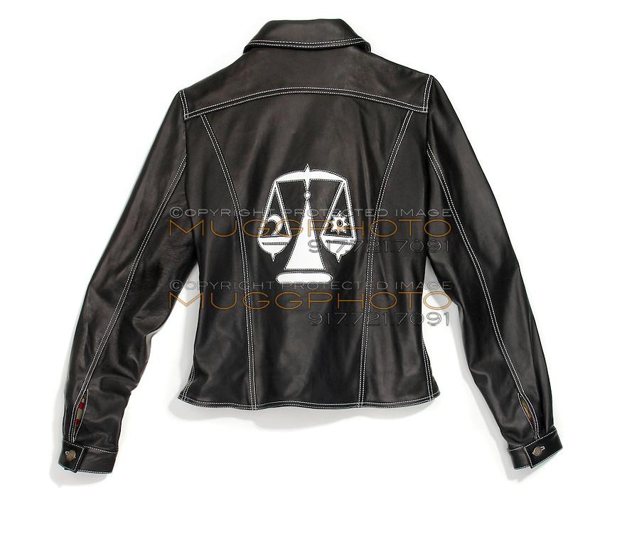 zodiac leather jacket
