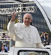 Pope on Indie & parkway