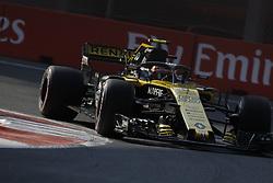 October 26, 2018 - Mexico-City, Mexico - Motorsports: FIA Formula One World Championship 2018, Grand Prix of Mexico, .#55 Carlos Sainz jr. (ESP, Renault Sport Formula One Team) (Credit Image: © Hoch Zwei via ZUMA Wire)