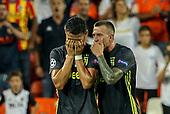 180919 Valencia v Juventus - UEFA Champions League