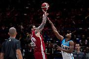 Micov Vladimir <br /> A X Armani Exchange Olimpia Milano - Vanoli Cremona <br /> Basket Serie A LBA 2019/2020<br /> Milano 09 February 2020<br /> Foto Mattia Ozbot / Ciamillo-Castoria