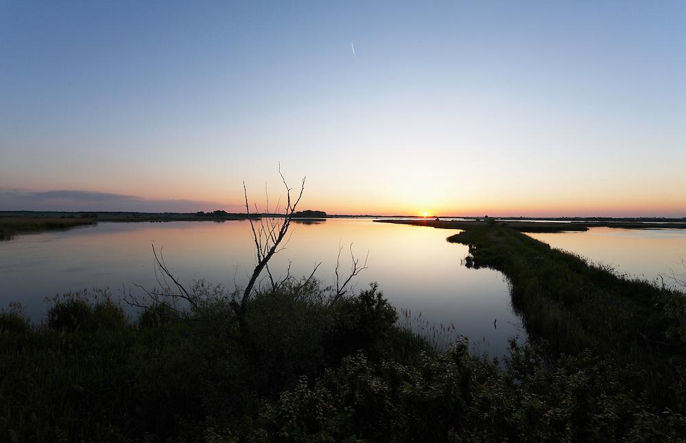 Lake Csaj, Pusztaszer Nature Reserve, Hungary
