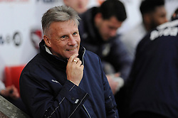 Bristol Rovers Manager, John Ward - Photo mandatory by-line: Dougie Allward/JMP - Tel: Mobile: 07966 386802 14/12/2013 - SPORT - Football - Morecombe - Globe Arena - Morecombe v Bristol Rovers - Sky Bet League Two