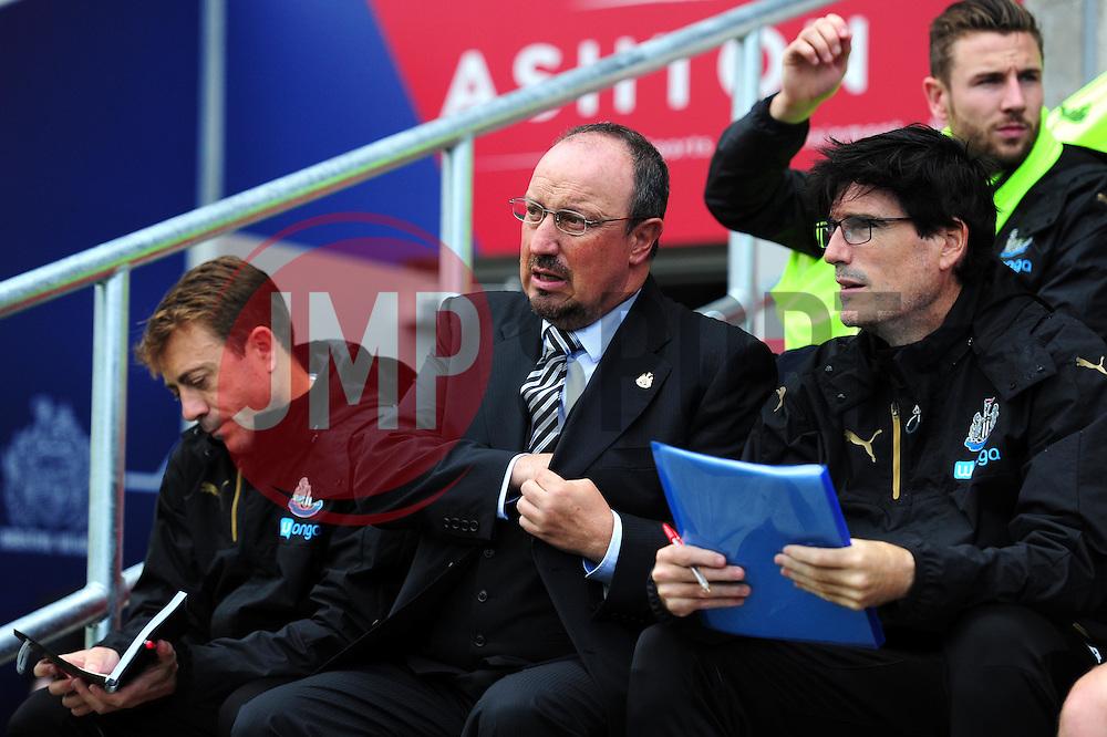 Newcastle United manager Rafa Benitez - Mandatory by-line: Dougie Allward/JMP - 20/08/2016 - FOOTBALL - Ashton Gate - Bristol, England - Bristol City v Newcastle United - Sky Bet Championship