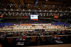 Overzicht arena<br /> KWPN Stallionshow - 's Hertogenbosch 2018<br /> © Hippo Foto - Dirk Caremans<br /> 31/01/2018