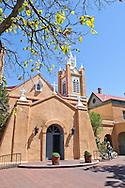 San Felipe De Neri, Albuquerque Old City,New Mexico,