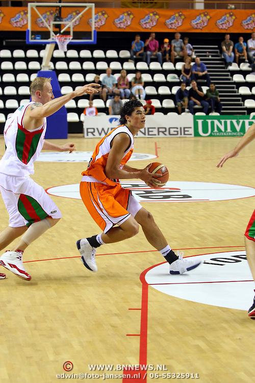 NLD/Almere/20070819 - EK kwalificatiewedstrijd Nederland - Wit Rusland, Stefan Wessels
