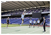 Scotland Rugby Squad. 4-7-11. On The Pitch