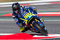 Sylvain Guintoli of France and Suzuki Ecstar Team  rides during free practice for the MotoGP of Catalunya at Circuit de Catalunya on June 10, 2017 in Montmelo, Spain.(ALTERPHOTOS/Rodrigo Jimenez)