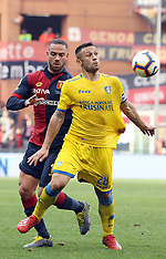 Genoa vs Frosinone - 03 March 2019