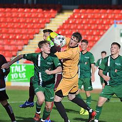 University of Stirling v Keith, Scottish Cup, 23 September 2018