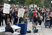 Stop Dirty Coal Rally, Austin, Texas