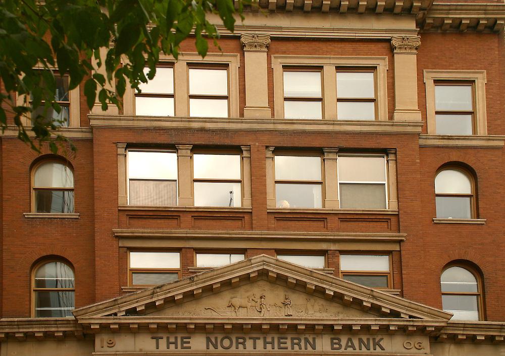 Northern Bank Building, Scarth Street Mall, Regina Saskatchewan