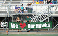 NHIAA Division III Lacrosse State Championships at Stellos Stadium June 7, 2011.
