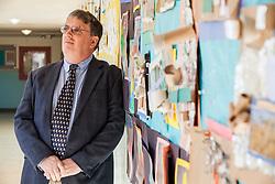 Directeur - Principal, Pascal Stricher of  the Santa Rosa French-American Charter School in Santa Rosa,  California .