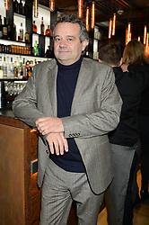 MARK HIX at the launch of Korean restaurant Jinjuu with chef Judy Joo at 15 Kingley Street, London on 22nd January 2015.