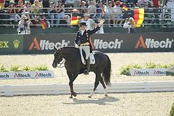 KOSCHEL Christoph, Donnperignon<br /> Kentucky - Alltech FEI WEG 2010<br /> /Stefan Lafrentz