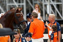 Witte-Vrees Madeleine, NED, Cennin<br /> World Equestrian Games - Tryon 2018<br /> © Hippo Foto - Sharon Vandeput<br /> 15/09/2018