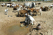 water well in Chad