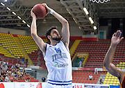 DESCRIZIONE : Skopje torneo internazionale Italia - Macedonia<br /> GIOCATORE : Riccardo Cervi<br /> CATEGORIA : nazionale maschile senior A <br /> GARA : Skopje torneo internazionale Italia - Macedonia <br /> DATA : 26/07/2014 <br /> AUTORE : Agenzia Ciamillo-Castoria