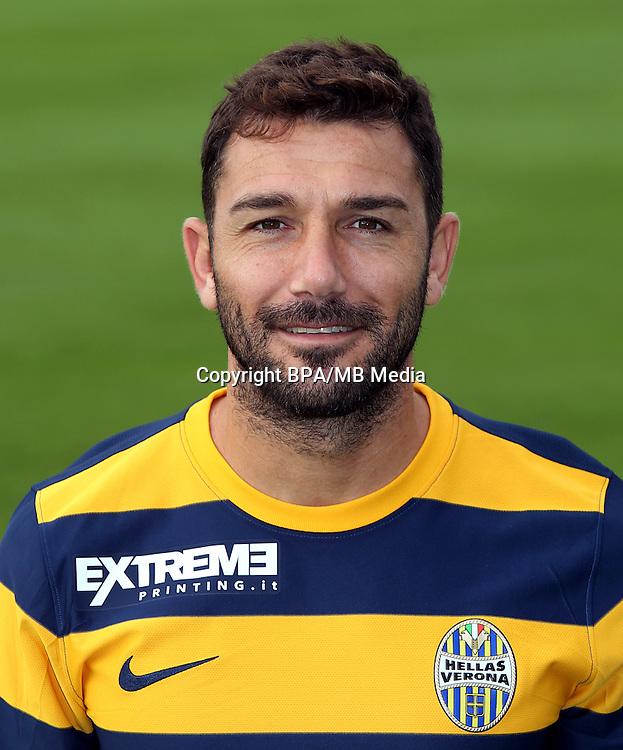 Italian League Serie B -2016-2017 / <br /> ( Hellas Verona F.C.) - <br /> Gennaro Troianiello