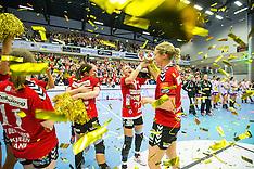05.05.2016 GULD Finale Team Esbjerg og FC Midtjylland