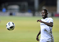 The ABSA Premiership match that took place at the Bidvest Wits stadium on Saturday night between Bidvest  Wits F.C.  and Supersport United F.C. up to Half time.<br /> Picture: Timothy Bernard African News Agency/ANA