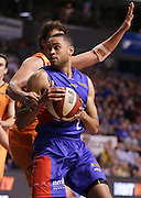 10/10/2014 NBL Adelaide 36ers vs Cairns Taipans at the Adelaide Arena.