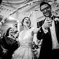 Wedding- Elizabeth and Michael 21.12.2014