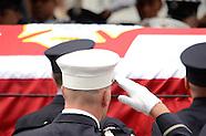 Funeral of FDNY Lt. Ambelas