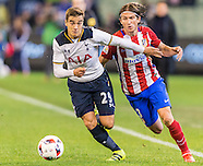 Tottenham vs Atletico Madrid