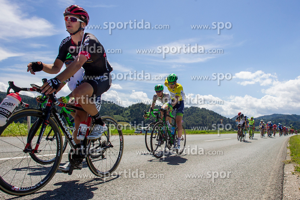 Pfingsten Christoph (Germany) of Bora-Argon 18 during Stage 2 of 23rd Tour of Slovenia 2016 / Tour de Slovenie from Nova Gorica to Golte  (217,2 km) cycling race on June 17, 2016 in Slovenia. Photo by Urban Urbanc / Sportida