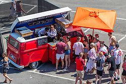 General views of Catering and Drinks  - Ryan Hiscott/JMP - 07/07/2018 - FOOTBALL - Ashton Gate - Bristol, England - Sweden v England, World Cup Quarter Final, World Cup Village at Ashton Gate