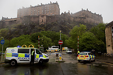 Johnston Terrace Stabbing, Edinburgh, 30 May 2019