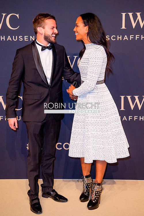 17-1-217 -GENEVE GENEVA SWITSERLAND SWISS ZWITSERLAND -  BARBARA BECKER SIHH 2017  IWC gala event «Decoding the Beauty of Time» COPYRIGHT ROBIN UTRECHT