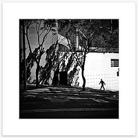 Margaret Street, Sydney CBD. From the Ephemeral Sydney street series.<br /> <br /> Instagram: @GirtBySeaMono