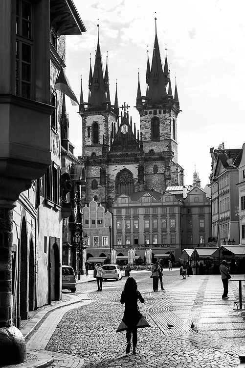 Photo: Chris Hill, Prague, Czech Republic