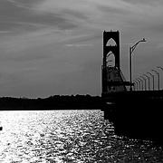 Claiborne Pell Newport Bridge, Newport Rhode Island