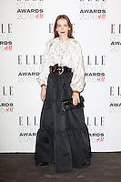 Roksanda Ilincic, ELLE Style Awards 2016, Millbank London UK, 23 February 2016, Photo by Richard Goldschmidt