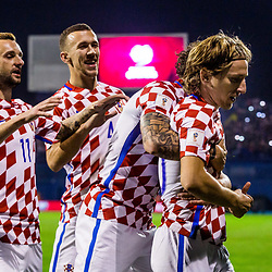 20171109: CRO, Football - FIFA World Cup Russia 2018 Qualifiers, Playoff, Croatia vs Greece