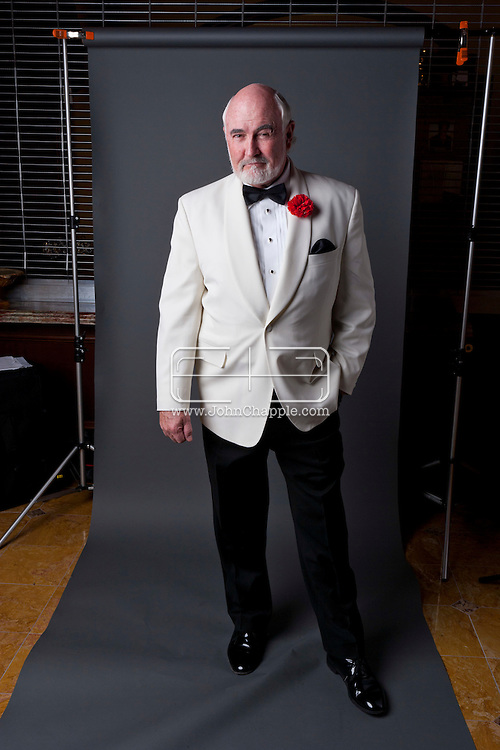 24th February 2011. Las Vegas, Nevada.  Celebrity Impersonators from around the globe were in Las Vegas for the 20th Annual Reel Awards Show. Pictured is Dennis Keogh as Sean Connery. Photo © John Chapple / www.johnchapple.com..