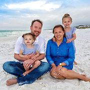 Hornsby Family Beach Photos